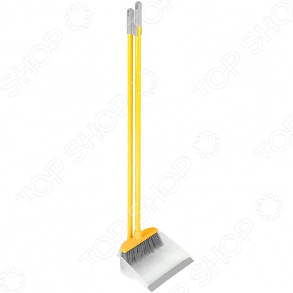 Набор для уборки: совок и щетка Fratelli RE Regina 11703-A