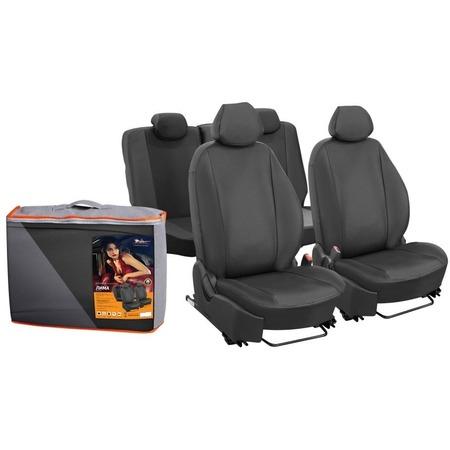 Купить Набор чехлов для сидений Airline Renault Logan II с 2014, «Лима»