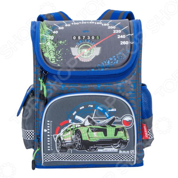 Рюкзак школьный Grizzly RA-780-1/1