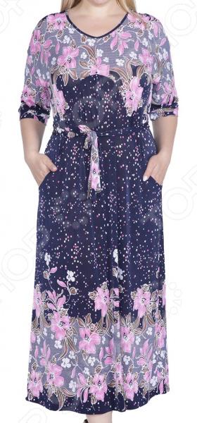 Платье Лауме-Лайн «Яркая поляна»