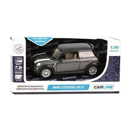 Купить Модель автомобиля 1:30 Carline Mini Coopers. В ассортименте