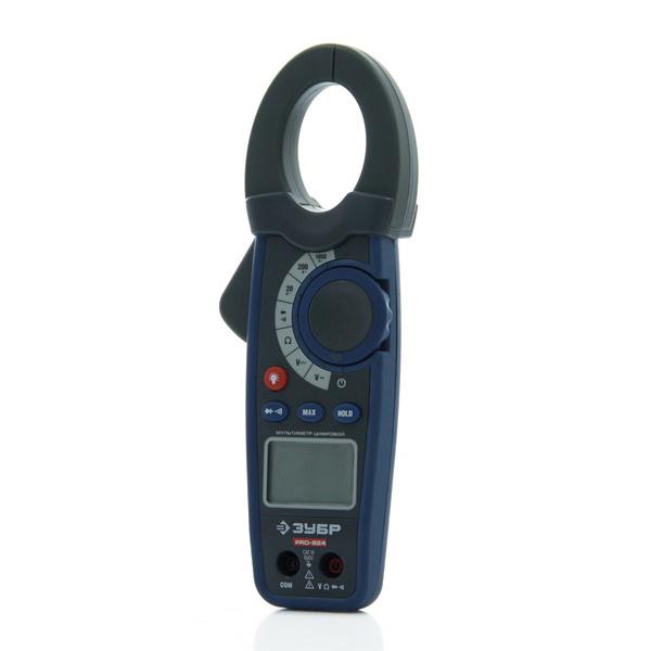 Клещи токовые измерительные Зубр «Профи» PRO-824