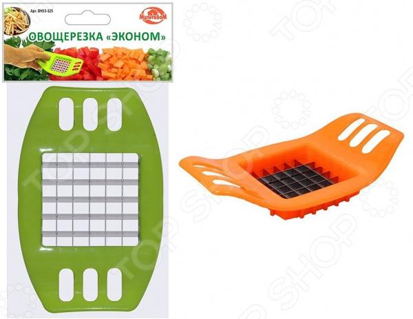 Овощерезка Мультидом «Эконом» DH53-125. В ассортименте фрукто овощерезка мультидом эконом цвет оранжевый