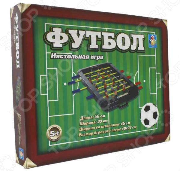 Футбол настольный 1 TOY Т52453