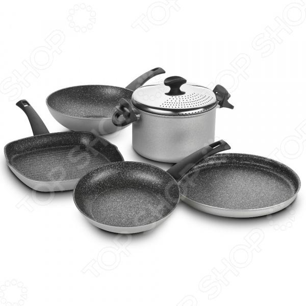 Набор кухонной посуды Delimano Грин Плэнет «Бэлла Италия» 6 в 1