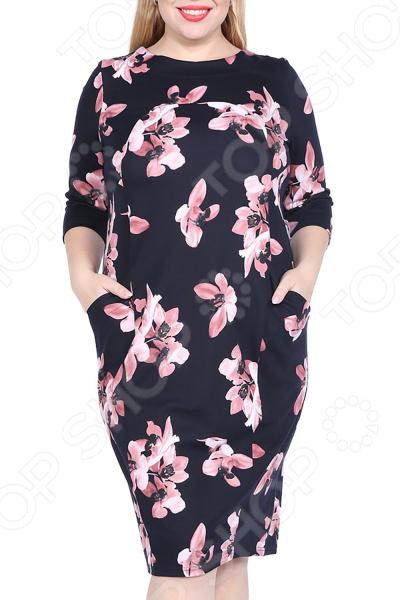 Платье «Цветущая Орхидея»
