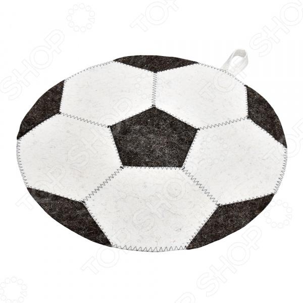 Коврик для бани Hot Pot «Футбольный мяч» 41211 Hot Pot - артикул: 2207914