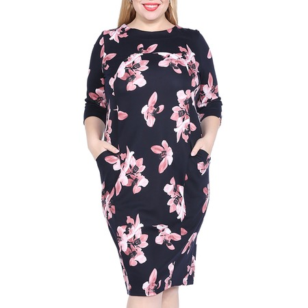 Купить Платье «Цветущая Орхидея»