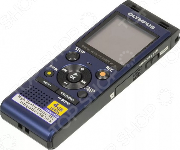 Диктофон Olympus WS-806+ME-51S диктофон olympus ws 833