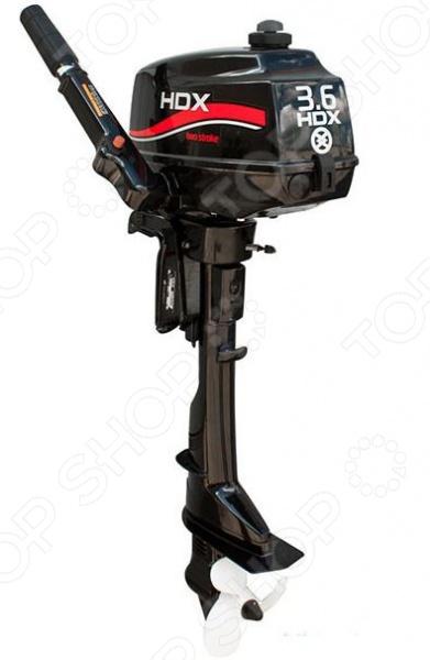 купить Лодочный мотор 2-х тактный HDX R series T 3,6 СBMS недорого