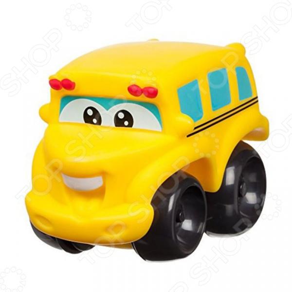 Машинка игрушечная Chuck & Friends «Школьный автобус»