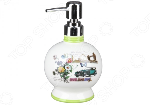 Дозатор для жидкого мыла Rosenberg RCE-335005