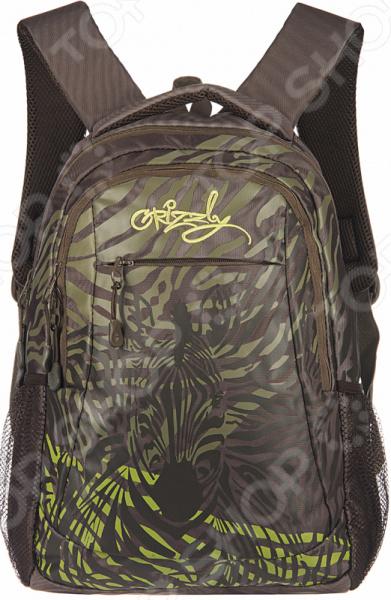 Рюкзак молодежный Grizzly RD-534-2/3