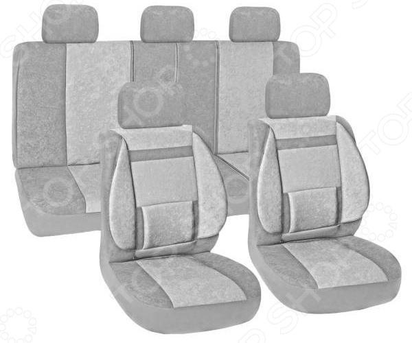 Набор чехлов для сидений SKYWAY Protect 2 S01301075 куплю чехлы на авто с орлами