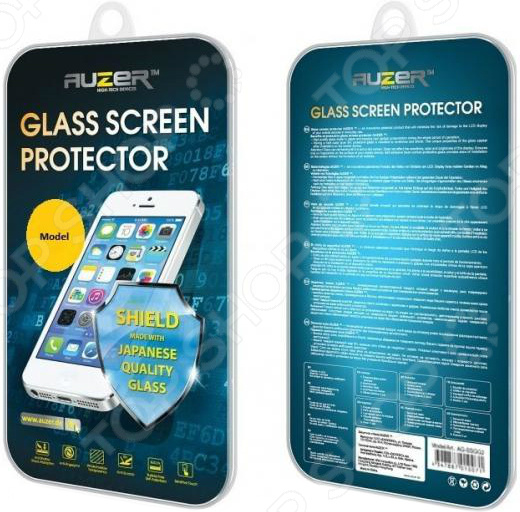 Стекло защитное Auzer AG-SA 710 F для Samsung A7 SM-A710F