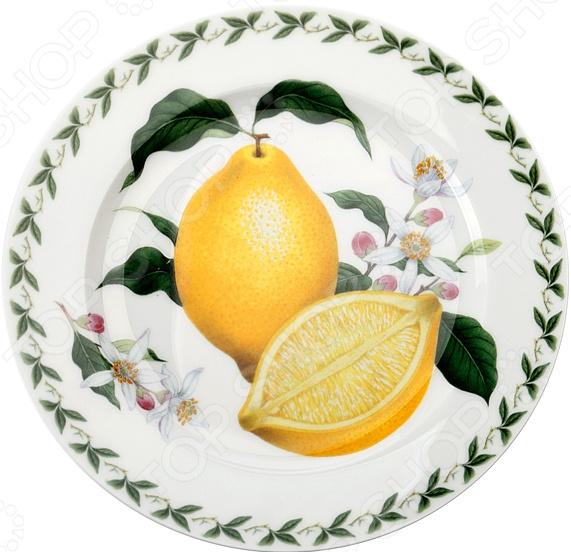 Тарелка десертная Maxwell&Williams «Лимон»