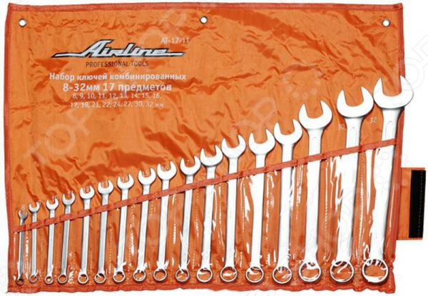 Набор ключей комбинированных Airline AT-17-11