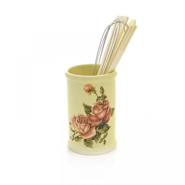 Набор кухонных принадлежностей Loraine LR-21677 «Розы» масленка loraine lr 22444 розы в ассортименте