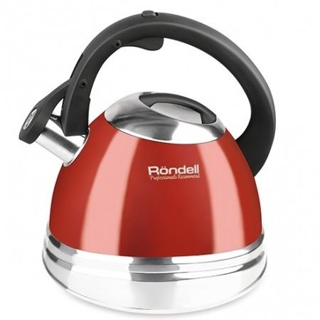 Купить Чайник со свистком Rondell Fiero RDS-498