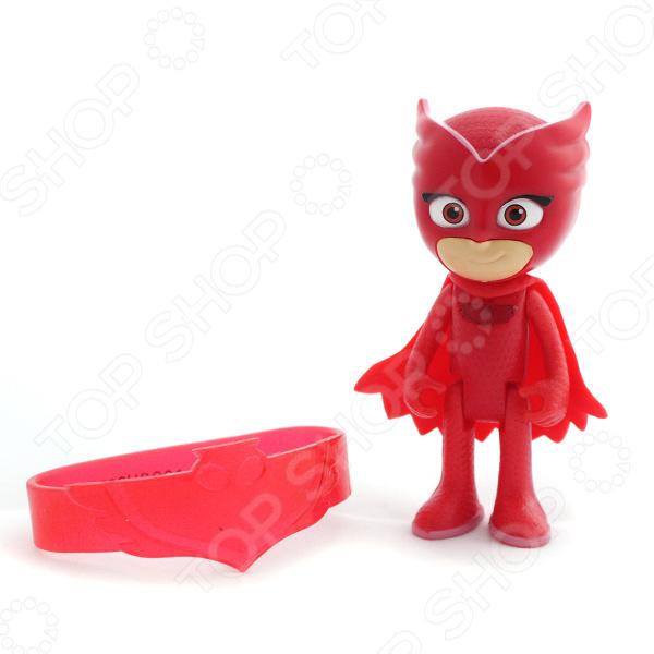 Аксессуар супер-героя с фигуркой PJ Masks «Алетт» фигурка pj masks алетт 8 см