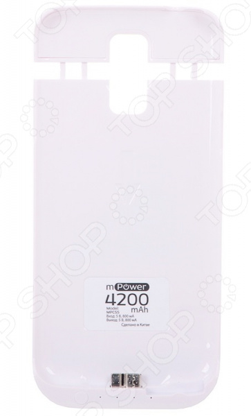 Чехол-аккумулятор Gmini mPower Case MPCS5 для Galaxy S5 камуфляжный защитный чехол дляsamsung galaxy s5
