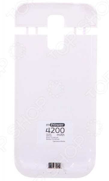 Чехол-аккумулятор Gmini mPower Case MPCS5 для Galaxy S5