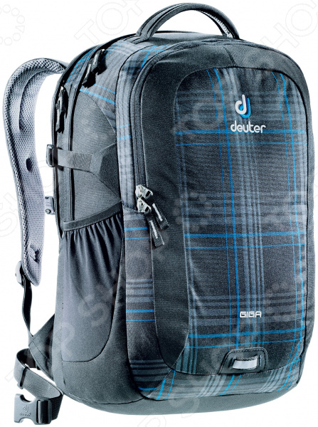 Рюкзак городской Deuter Daypacks Giga 31 blueline check рюкзак deuter daypacks giga aubergine check б р uni