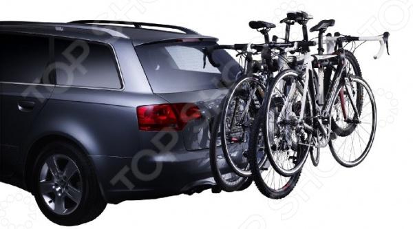 Велобагажник на фаркоп Thule HangOn 9708 thule 9115 адаптер для автобагажников clip on