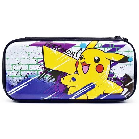 Купить Чехол защитный HORI Premium vault case. Pikachu для Nintendo Switch