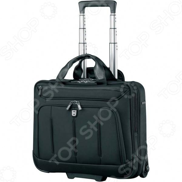 Сумка на колесах Victorinox VX One Briefcase 15,6