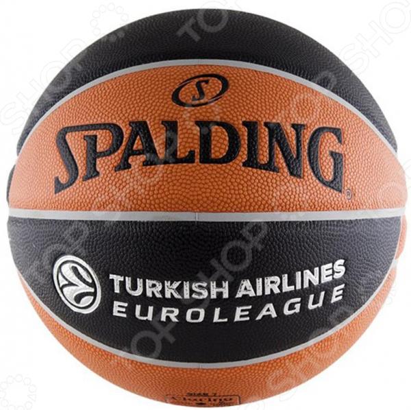 Мяч баскетбольный Spalding TF 1000 Legacy Euroleague Offical Ball
