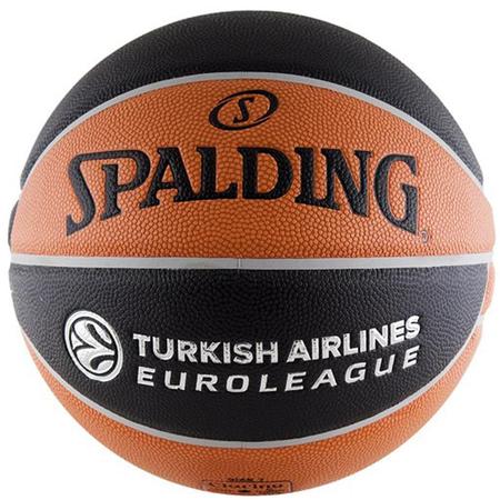 Купить Мяч баскетбольный Spalding TF 1000 Legacy Euroleague Official Ball