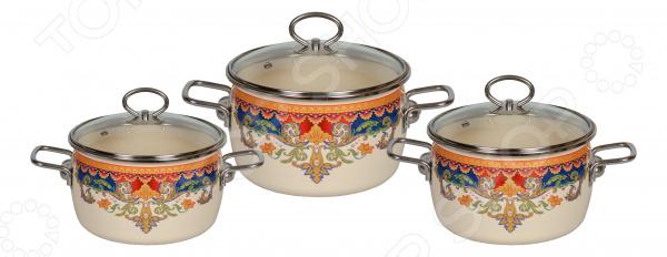 Набор посуды Ornamento