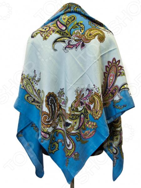 Платок Bona Ventura PL.XL-SH.Pr.1_4 в благовещенске павлопосадский платок