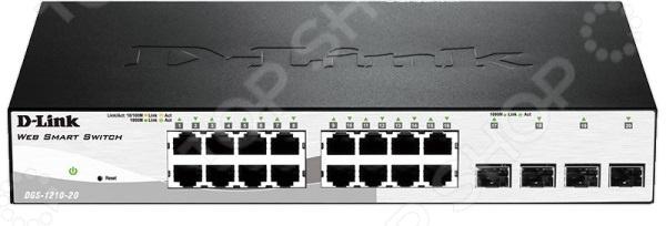 Коммутатор D-Link DGS-1210-20/F1A