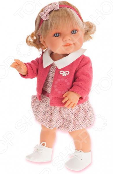 Кукла Munecas Antonio Juan «Сильвана» как попросить маму лифчик с чашками