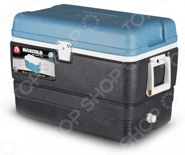 Контейнер изотермический Igloo MaxCold Legend 50 сумка изотермический контейнер igloo maxcold backpack 16can 162724