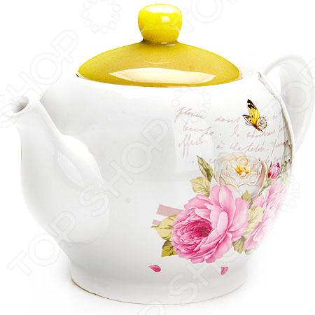 Чайник заварочный Loraine LR-26330 «Пионы» Loraine - артикул: 1633312