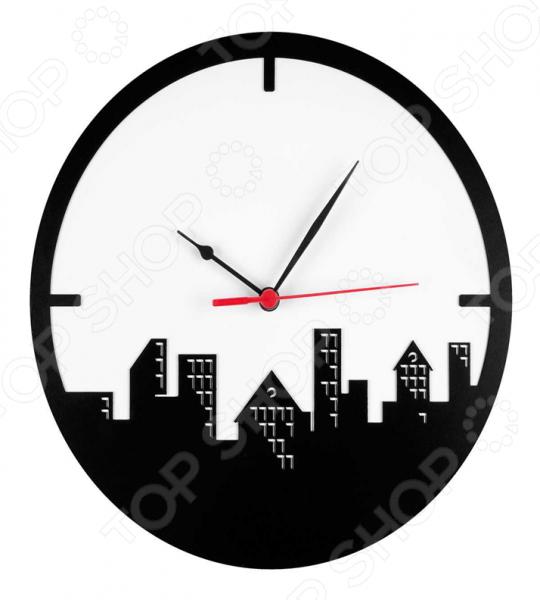 Часы настенные Miolla «Город» часы настенные miolla попугай