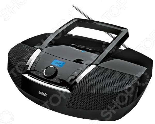 Магнитола BBK BX519BT
