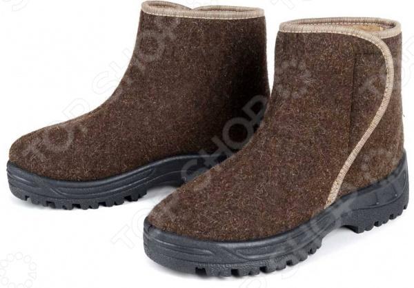 Ботинки согревающие мужские «Сахара»