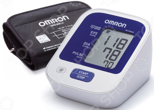 Тонометр Omron M2 Classic: универсальная манжета