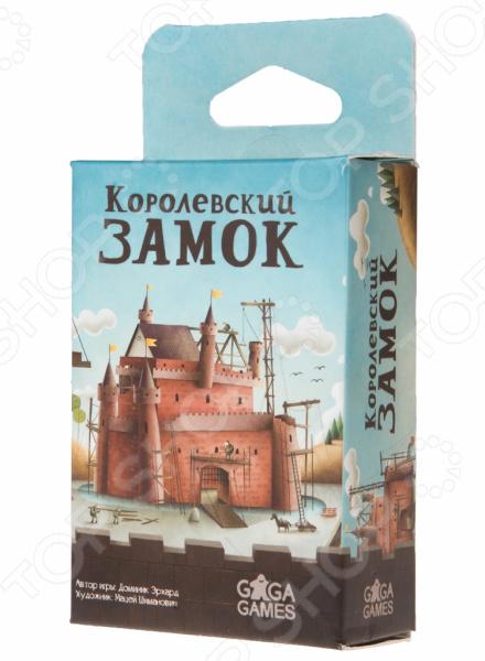 Игра карточная GaGa Games «Королевский замок»