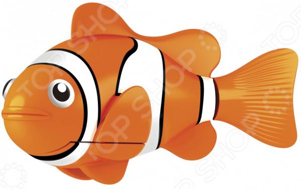 Роборыбка Zuru «Клоун» 2501-4 интернет магазин рыбки в аквариуме