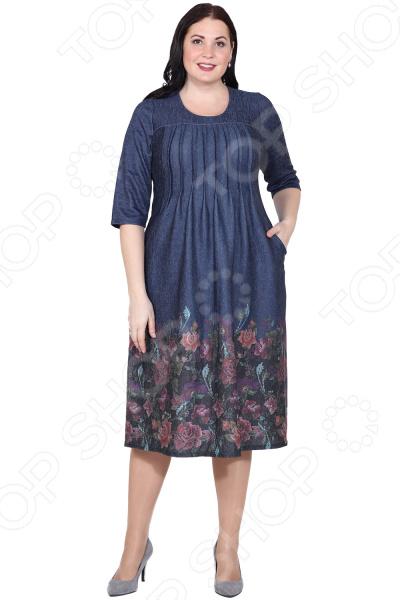 Платье Wisell «Изящный силуэт»