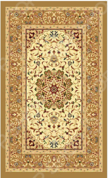 Ковер Kamalak tekstil УК-0510 ковер kamalak tekstil ук 0515