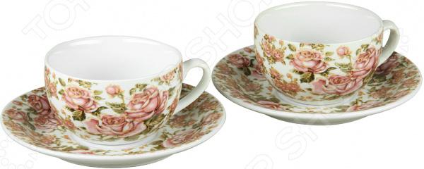 Чайный набор Rosenberg RCE-115007-KR