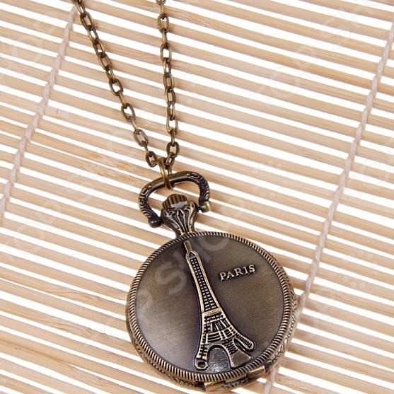 где купить Кулон-часы Mitya Veselkov «Средний медальон PARIS» по лучшей цене