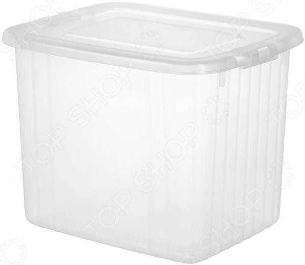 Ящик для хранения Violet 1760 прозрачный