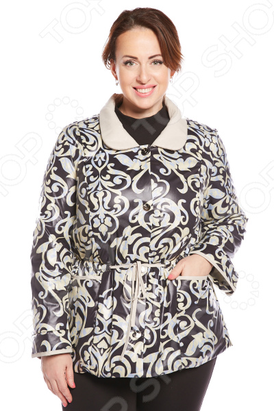 Куртка Гранд Гром «Радостный день». Цвет: черный